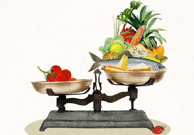 еда для диеты на неделю