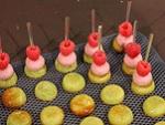 Сборка пирожных миньярдиз