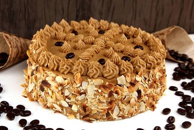 Торт Мокка рецепт с фото