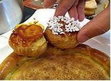Сборка торта Сент Оноре, фото